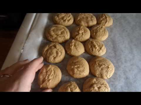 DIY HOW TO MAKE BISCOFF SPREAD COOKIES