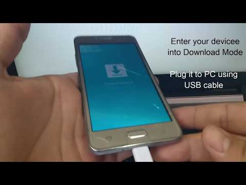 How to Fix Memory Full-Root Galaxy Grand Prime Plus (SM-G532F)