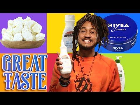 The Best Lotion   Great Taste