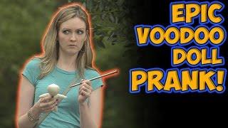 EPIC Voodoo Doll Prank!