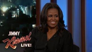 Michelle Obama on Firing Staffers, Running for Office & Barack