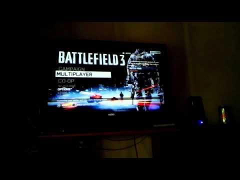 Failed Battlefield 3 Beta Footage