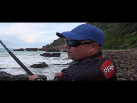ASFN Rock & Surf - Discovering trapped bait fish in the rocks in Transkei must mean Garrick!