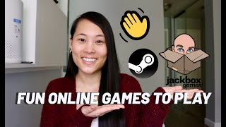 Fun online games to play with friends!