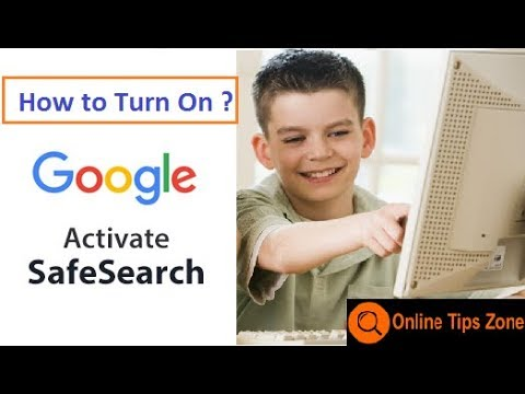 How to Turn On Safesearch in Google