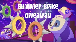 How to get Long black spike collar free Animal jam *PATCHED - Read