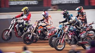 Finals Superprestigio Category | III Superprestigio Dirt Track - Barcelona 2015(UHD/4K)