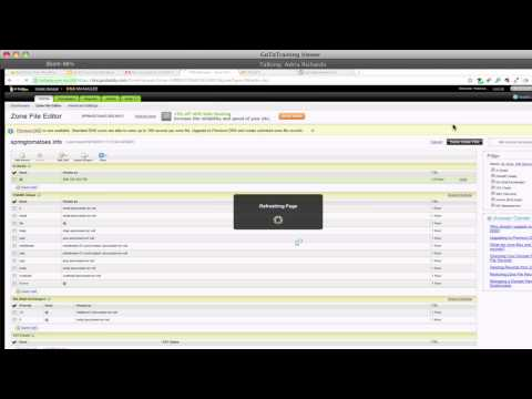 How To Setup GoDaddy DNS IP Address