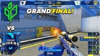 GRAND FINAL! - Sprout vs Movistar Riders - European Development Сhampionship - HIGHLIGHTS   CSGO