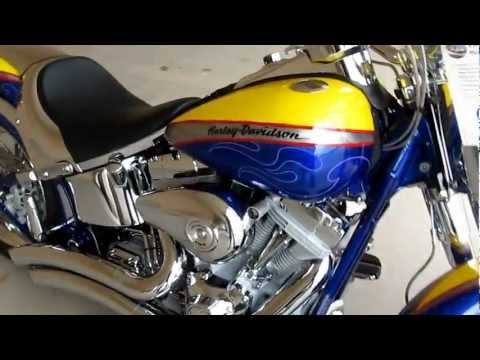 2006 Harley-Davidson CVO Screamin Eagle fat Boy, Hear it run, Vance & Hines Exhaust, for sale