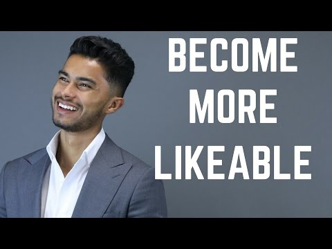 How To Be More Likeable | Gain More Friends!