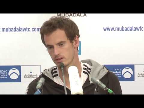 Murray determined to improve his consistency