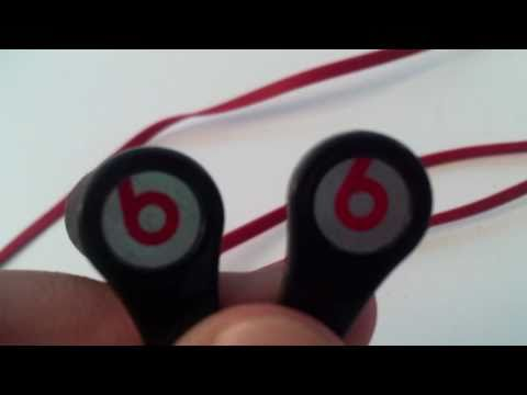 FAKE Beats by Dre. tour Unboxing (HD!!)