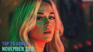 Top 20 Songs: November 2019 (11/02/2019) I Best Billboard Music Chart Hits