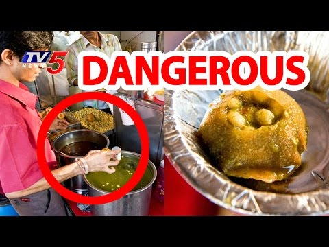 You'll Never Eat Panipuri After Watching This Video | TV5 News