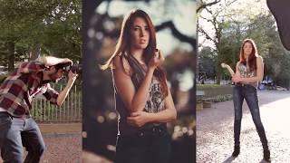 Strobist na Prática - Videoaula de Fotografia para Ensaio Externo com Flash Fora da Câmera