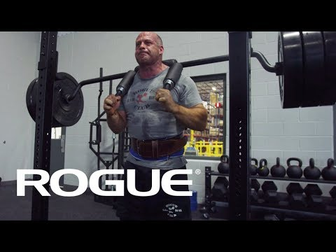 How to Use a Safety Squat Bar with Steve Slater