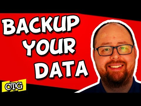 How to Backup Data on Windows 10
