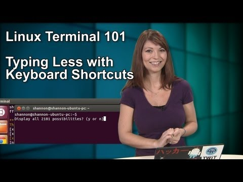HakTip - Linux Terminal 101: Typing Less with Keyboard Shortcuts