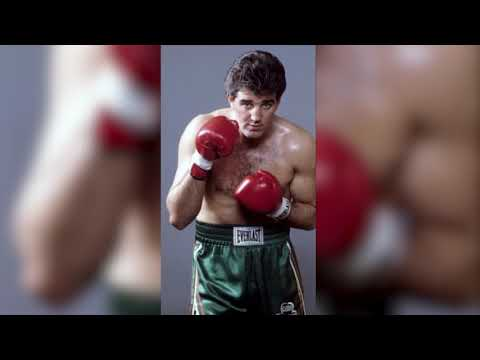 Jersey Matters - Gerry Cooney Fights For Kids