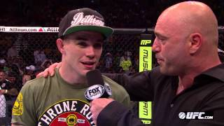 FOX Sports 1: McGregor, McDonald Interviews