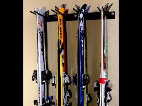 Review:  Rough Rack 4-8 Ski & Snowboard Rack
