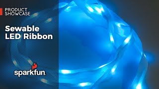Product Showcase: Sewable LED Ribbon