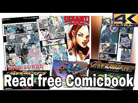 How to Download or Read ComicBooks of Marvels & DC For Free on All Android Phones [2018 Updated]·2MB