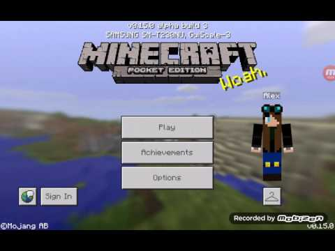 How to change your Minecraft character name names