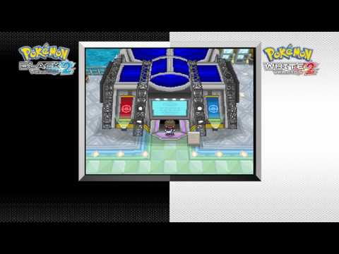 Pokémon Black Version 2 and White Version 2 - August Trailer