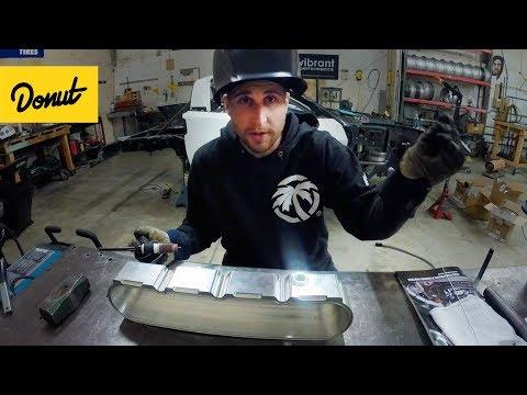 Drift Corvette - Building a Drift Car Ain't Easy