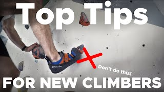 Download TOP 10 Tips for Beginner Boulderers Video