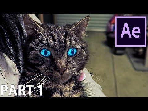 GOT White Walker Cats - After Effects Tutorial Part 1/2