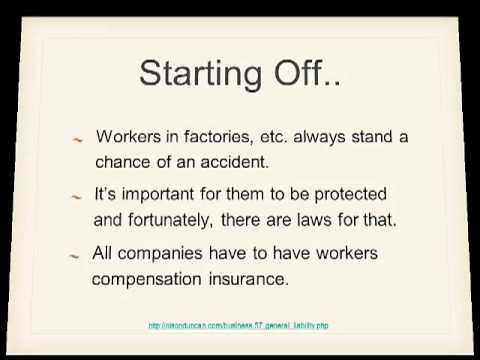 Liability Insurance 101