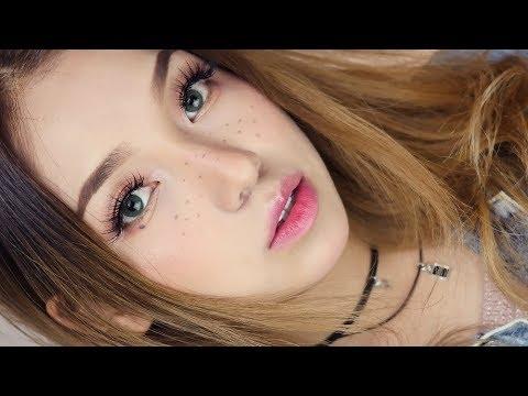 Blushed Minimal Makeup   GRWM