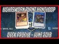 Download Video Download Yu-Gi-Oh Lightsworn Plants Hand Loop Deck Profile - June 2018 3GP MP4 FLV