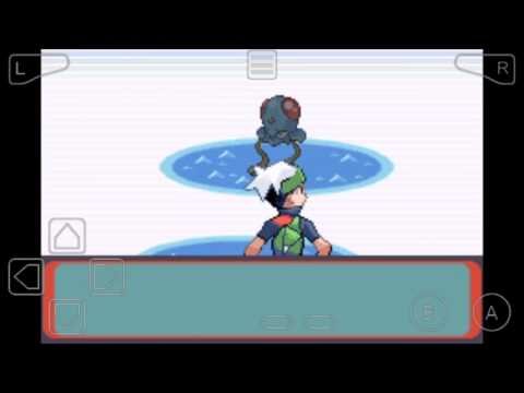 Pokemon Emerald - Catching Groudon and Kyogre!!!
