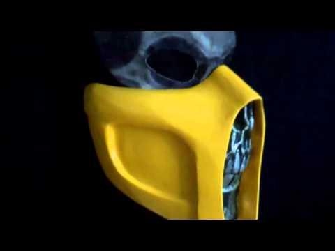 Kustom Designz Scorpion Mask