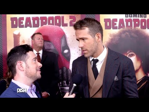 RYAN REYNOLDS' KIDS WILL NOT BE WATCHING 'DEADPOOL 2' ANYTIME SOON