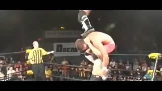Top 5 Insane Wrestling Moves