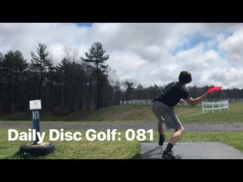 Pye Brook Disc Golf Course in Topsfield, MA! - Daily Disc Golf: 081
