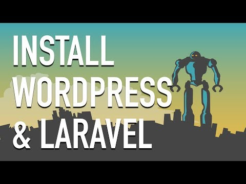 Working with Linux - How to Install WordPress and Laravel