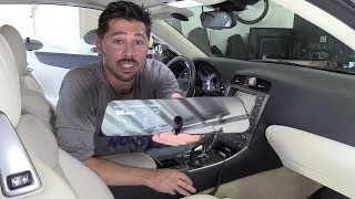 HOW TO INSTALL AND WIRE BACKUP CAMERA / DASH CAM DVR SYSTEM