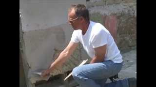 How to Lime Plaster (internal on to lath)