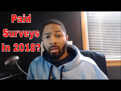 Can You Still Get Paid To Take Surveys In 2018? The Reason You're Not Making Money Taking Surveys