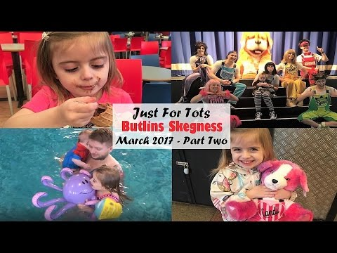 BUTLINS SKEGNESS JUST FOR TOTS MARCH 2017 | PART TWO | THEPERKSOFBEINGAMOTHER
