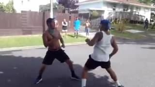 HFK vs ETW - South Auckland fight
