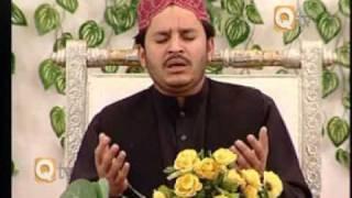 URDU NAAT(Meray Aaqa Aao)SHAHBAZ QAMAR FAREEDI IN QTV.BY Visaal