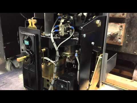 KB-E , ITE KB-E Circuit Breaker 600 amp Frame , URC AC Pro , IB-5514A , Ground Fault Pickup