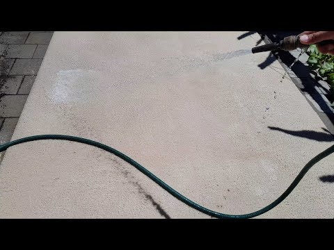How to Clean Your Carpet Rug With Water Hose